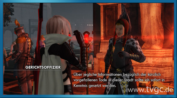 Lightning Return FF XIII Screenshot6