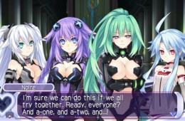 Hyperdimension Neptunia Hypercollection ab sofort für Playstation 3
