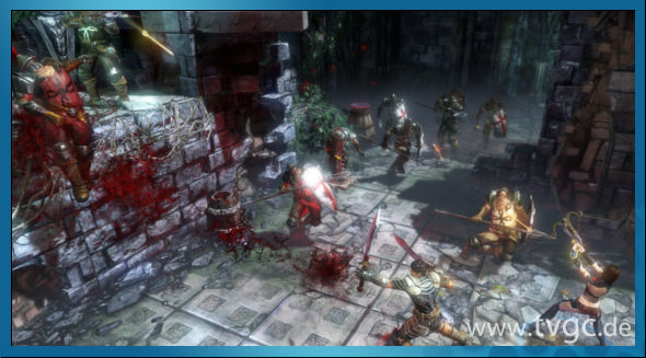 BloodKnights Screenshot 3