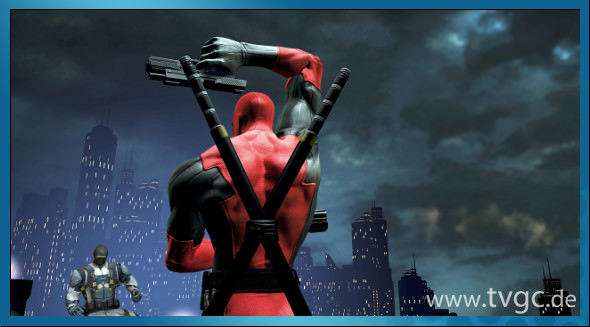 deadpool screenshot 4