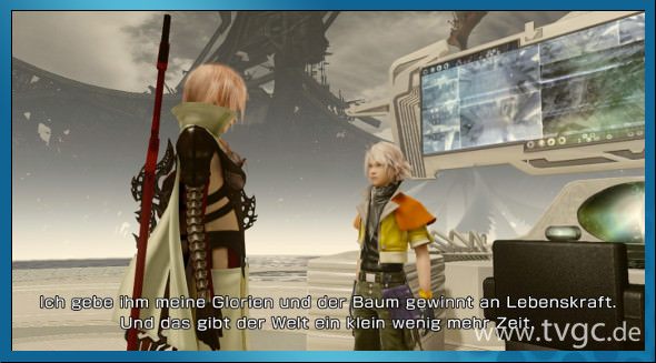 Lightning Return FF XIII Screenshot2