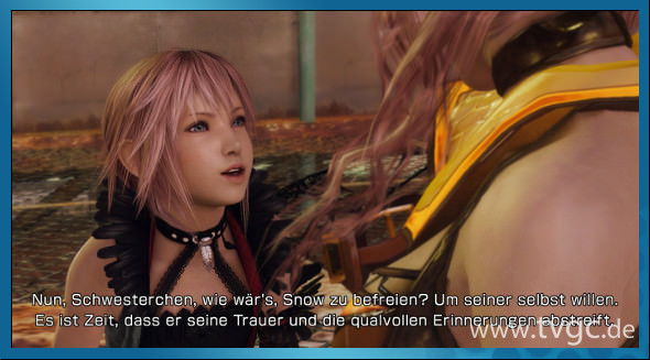 Lightning Return FF XIII Screenshot3