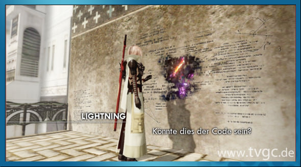 Lightning Return FF XIII Screenshot5