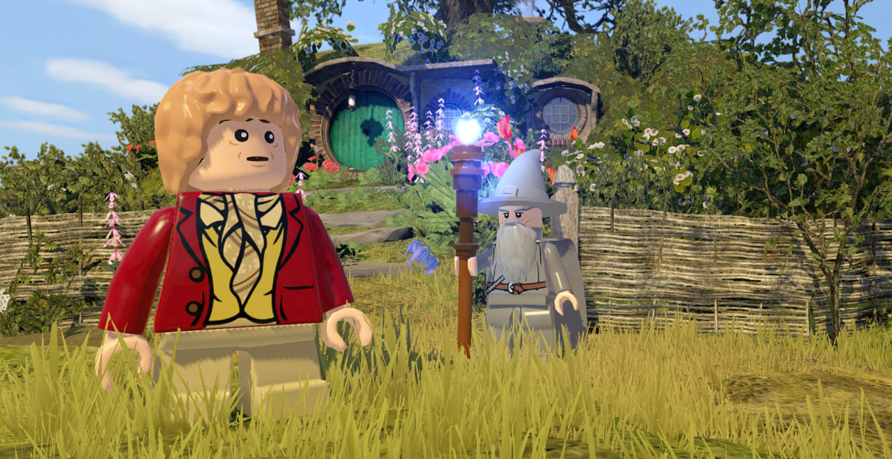 LEGO HOBBIT Screenshot1