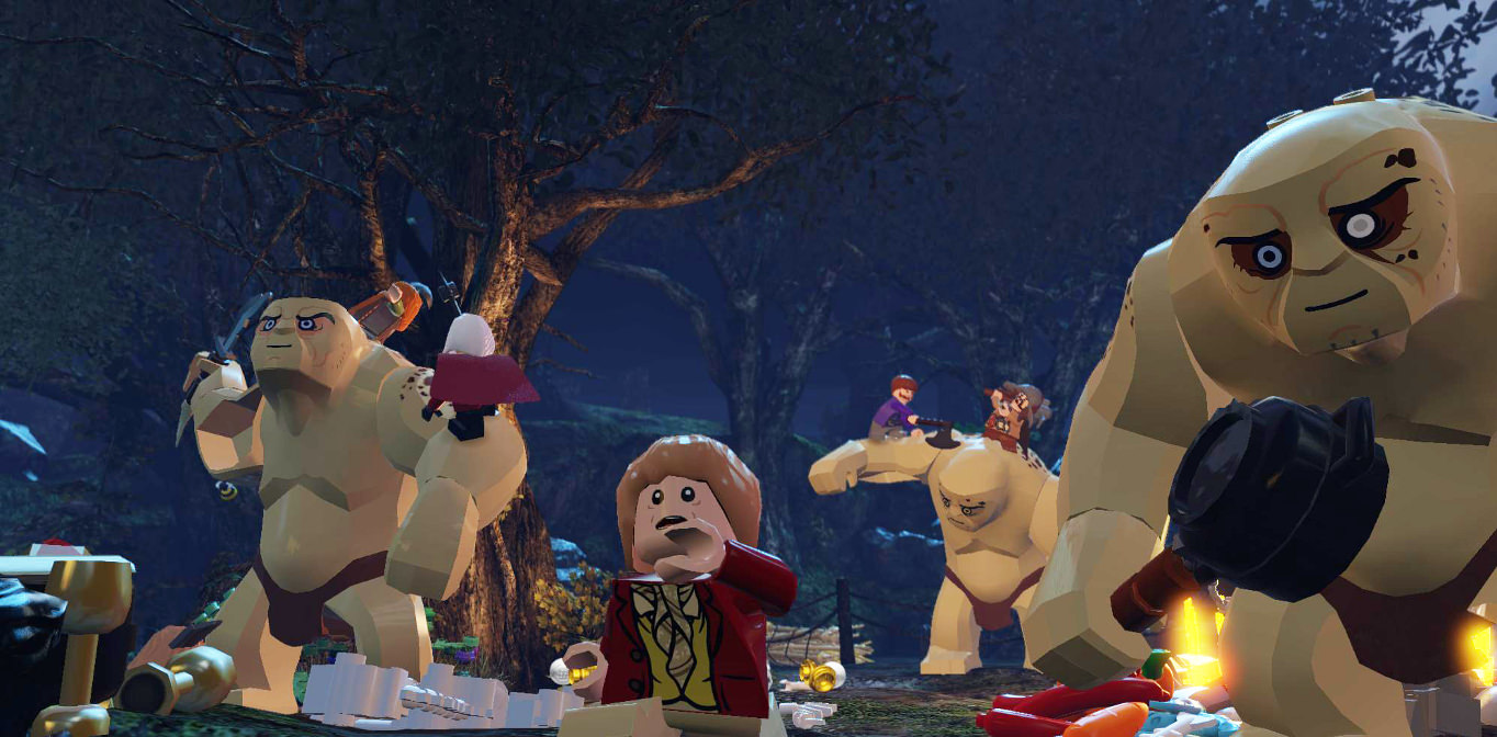 LEGO HOBBIT Screenshot2