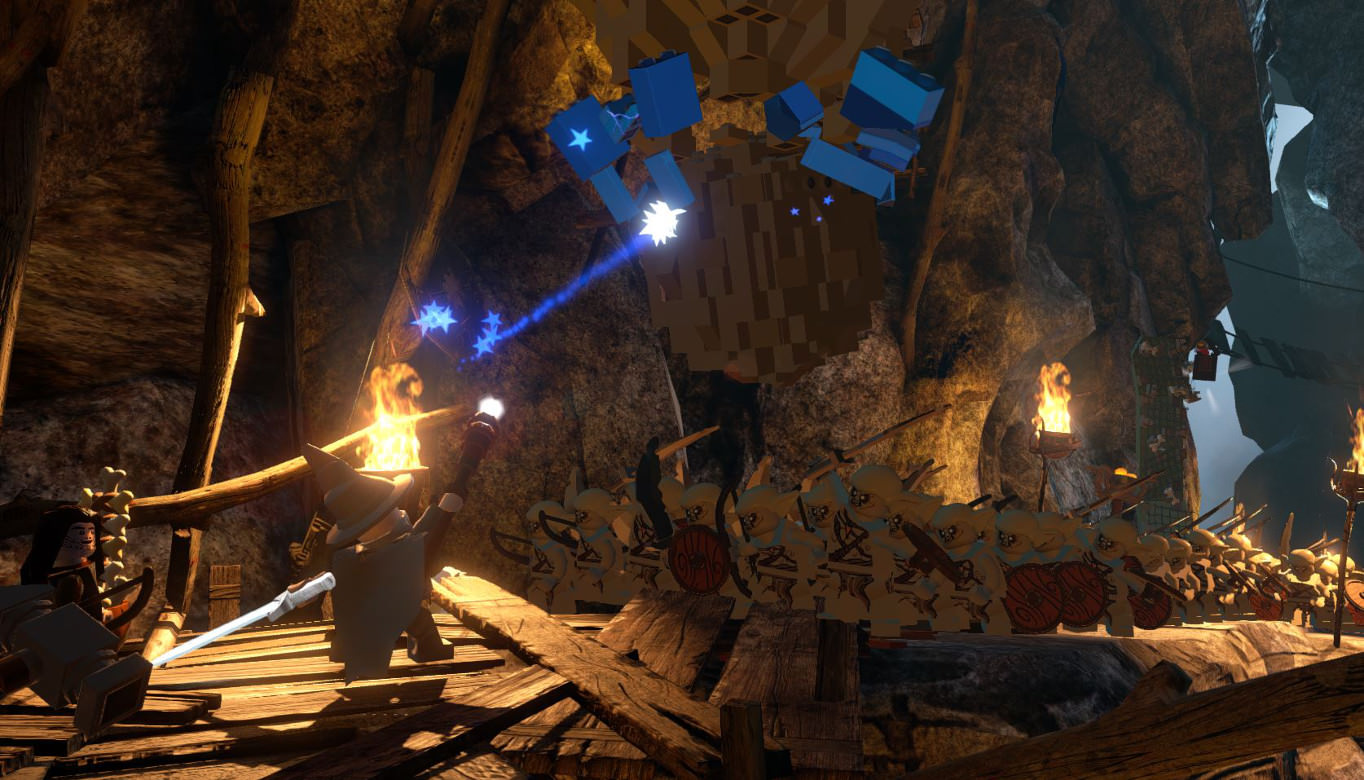 LEGO HOBBIT Screenshot3