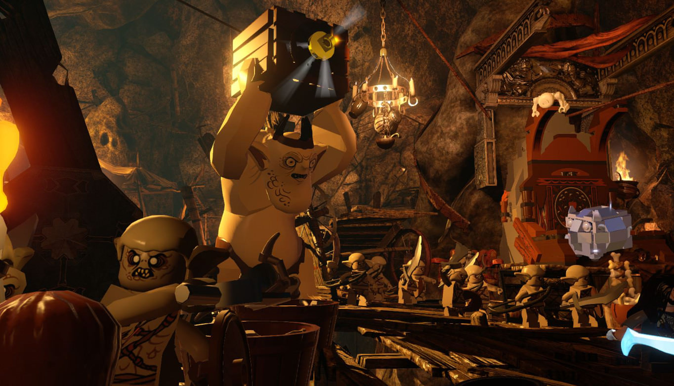 LEGO HOBBIT Screenshot5