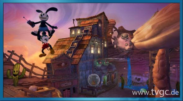Micky Epic 2 Screenshot 01