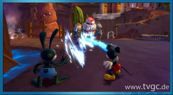 Micky Epic 2 Screenshot 02