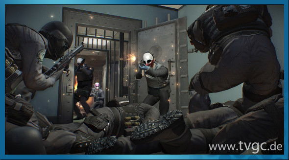 Payday2 Screenshot5