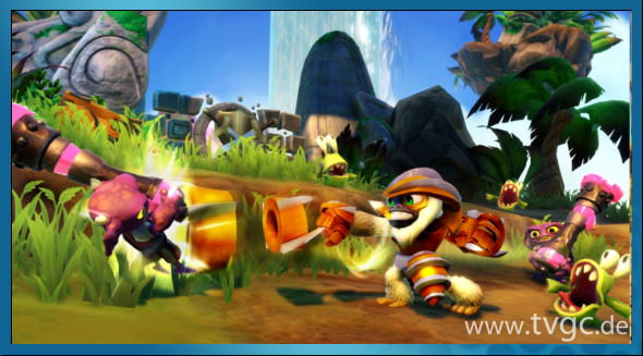 Skylanders SF Screenshot 1