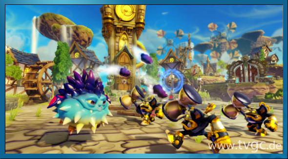 Skylanders SF Screenshot 2