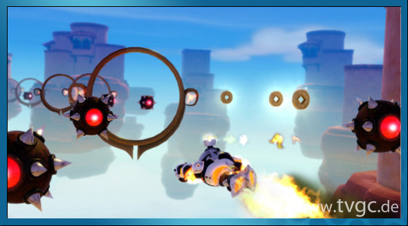 Skylanders SF Screenshot 5