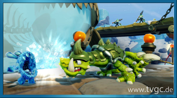 Skylanders SF Screenshot 6