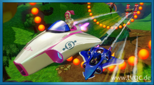 Sega All Stars Racing Transformed Screenshot 01