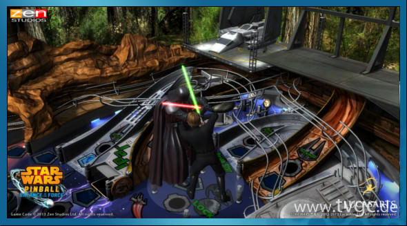 Pinball SW Screenshot 3