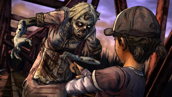 twd s2 e 2 zombiepole