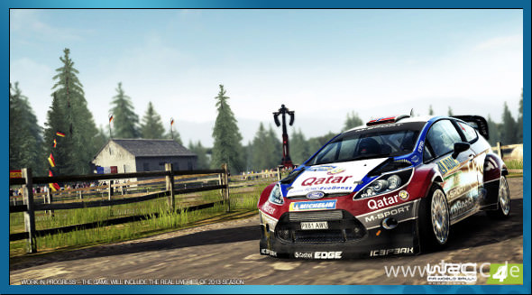 WRC 4 Screenshot1