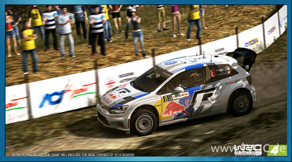 WRC 4 Screenshot2