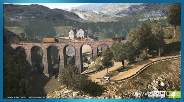 WRC 4 Screenshot3