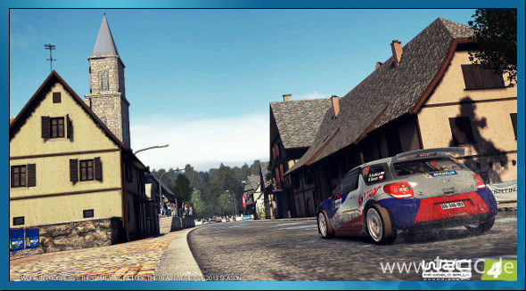 WRC 4 Screenshot4