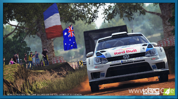 WRC 4 Screenshot5