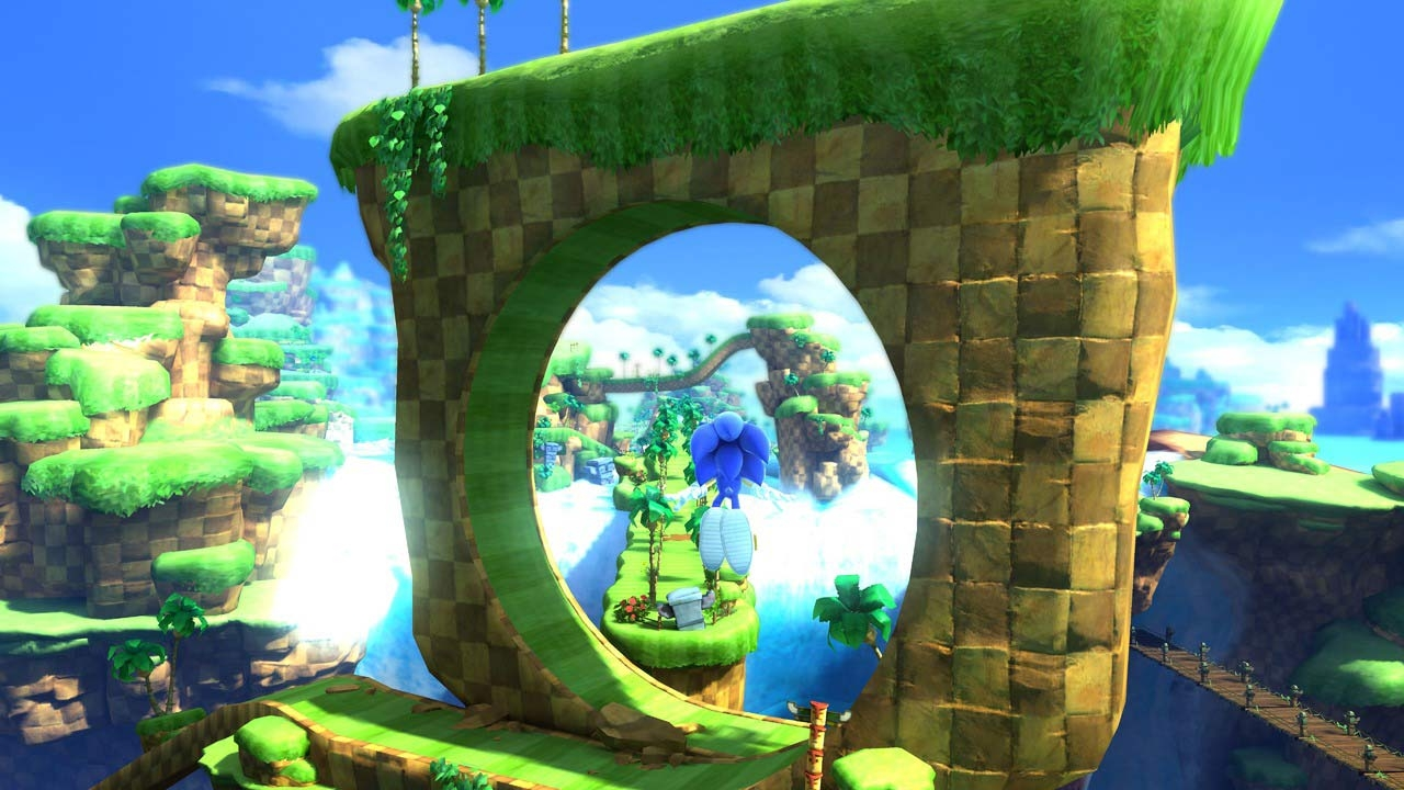 Sonic Generations screen 3