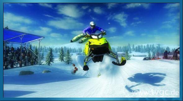 ski doo screen 2