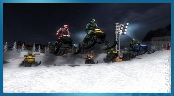 ski doo screen 3