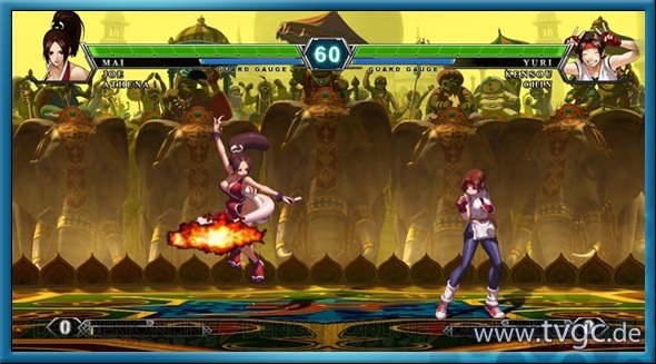 king of fighters xiii screenshot01