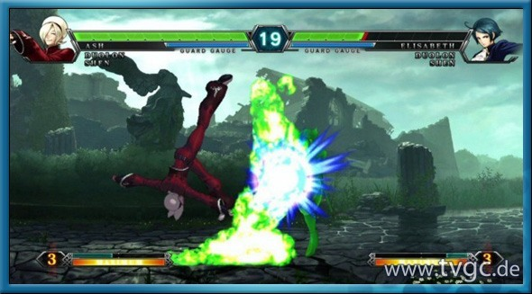 king of fighters xiii screenshot02