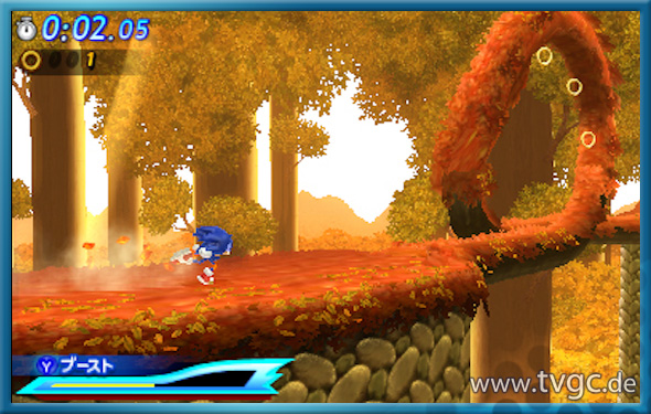 sonic generations ds screenshot02