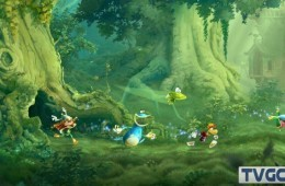 gamescom 2012: Preview: Rayman Legends (WiiU)