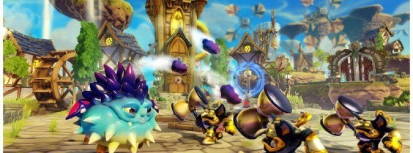 gamescom 2013 : Skylanders SWAP Force