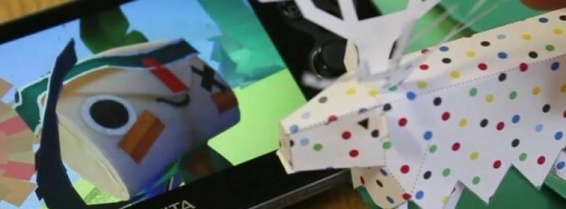 gamescom 2013 : Tearaway