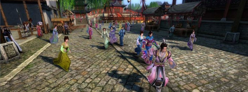 gamescom 2013 : Preview : Age of Wulin