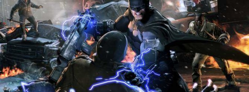 gamescom 2013 : Batman : Arkham Origins