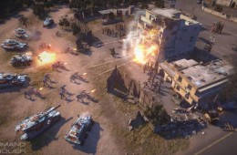 gamescom 2013 : Command and Conquer