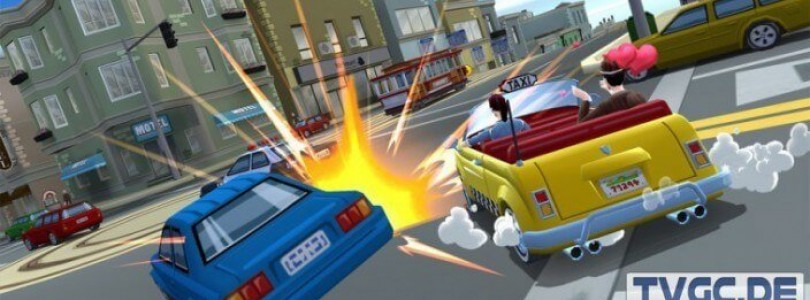 Crazy Taxi: City Rush ab heute für Android