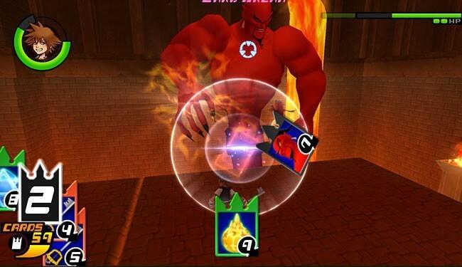 KH_ReCOM battle 1