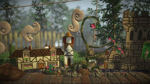 Little Big Planet 2 screenshot 1