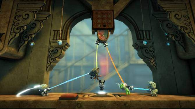 Little Big Planet 2 screenshot 2