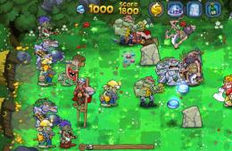 gamescom 2013 : Trolls vs Vikings