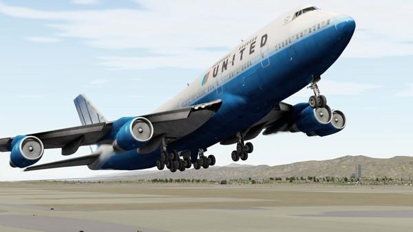 X-Plane10_Boeing747-400_UnitedAirlines_13