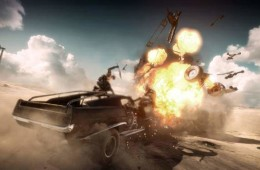 Interaktiver Trailer zu Mad Max The Videogame gelauncht
