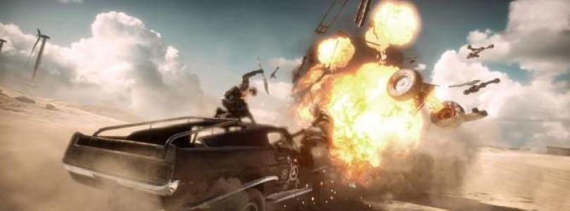 Interaktiver Trailer zu Mad Max The Videogame gelauncht