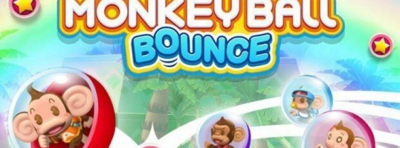 Affenzeit: Super Monkey Ball Bounce für iOS und Android verfügbar