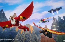Guardians of Galaxy in Disney Infinity 2.0