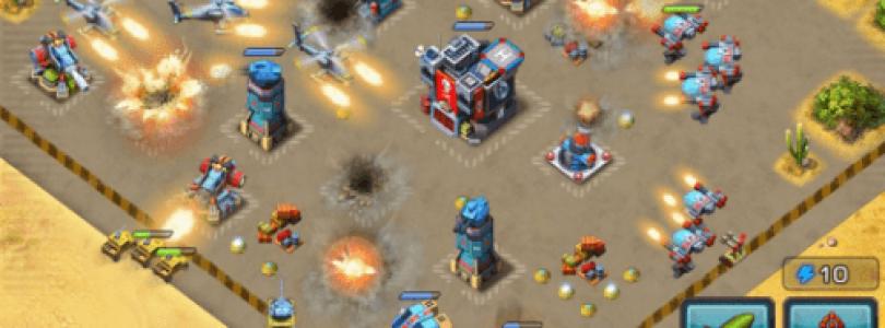Strategiespiel Iron Desert in Kürze für iOS und Android
