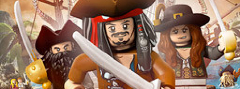 LEGO: Pirates of the Carribean